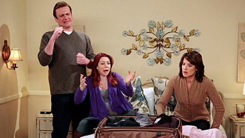 """Illustration for article titled How I Met Your Mother: """"Karma"""""""