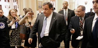New Jersey Gov. Chris Christie (Chip Somodevilla/Getty Images News)