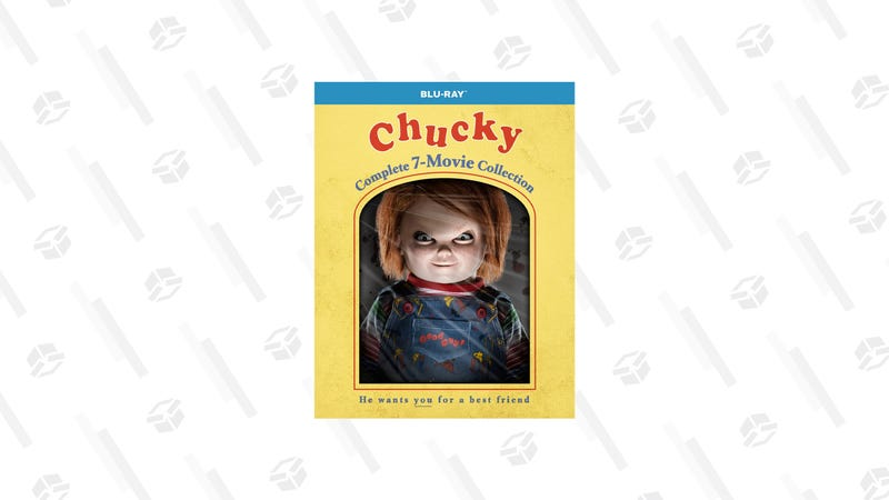 Chucky: Complete 7-Movie Collection| $20 | Amazon