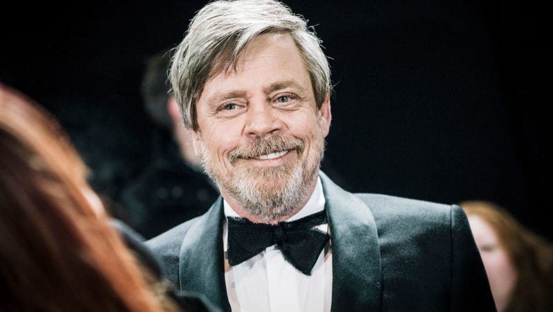 Illustration for article titled Mark Hamill is worried there might be too many Star Wars movies coming out
