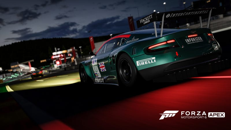 Illustration for article titled Forza 6: Apex is Pretty Sweet