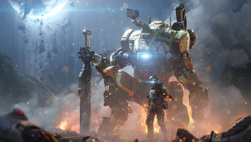 Illustration for article titled Titanfall 2 Takes Shot At Other Shooters, Won't Have A Season Pass