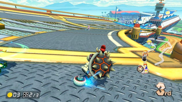 Bikes Are Making A Comeback In Mario Kart 8 Deluxe