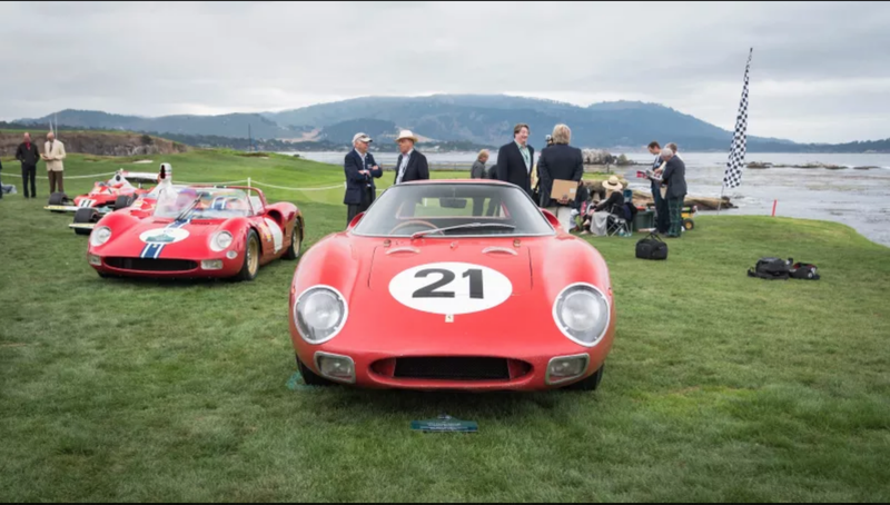 The Pebble Beach Concours DElegance Is Calling On People To Oppose - Pebble beach car show ticket prices