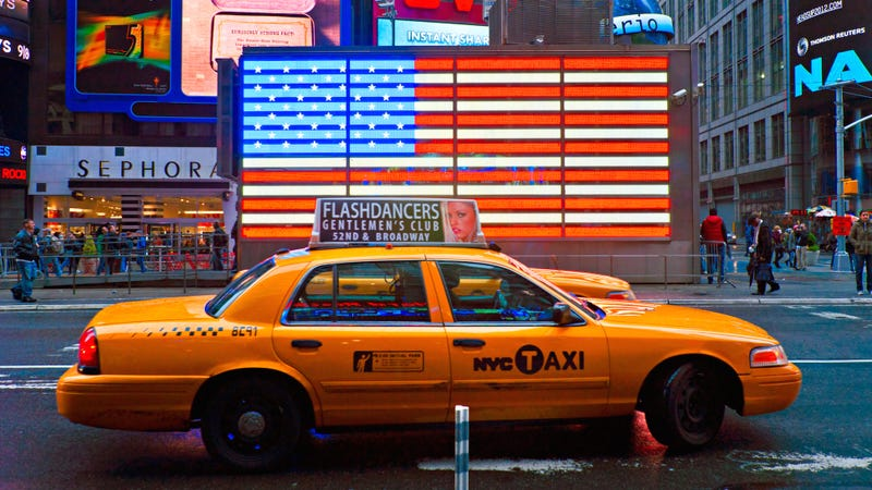 Illustration for article titled The NYC Taxi Industry Finally Has an App, Only Four Years Too Late