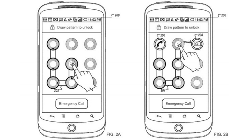 Illustration for article titled Android's Pattern Lock Might Be Getting a Little More Convenient
