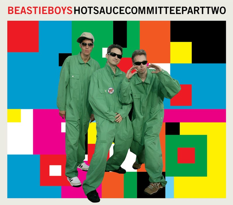 Illustration for article titled Beastie Boys Release New Album
