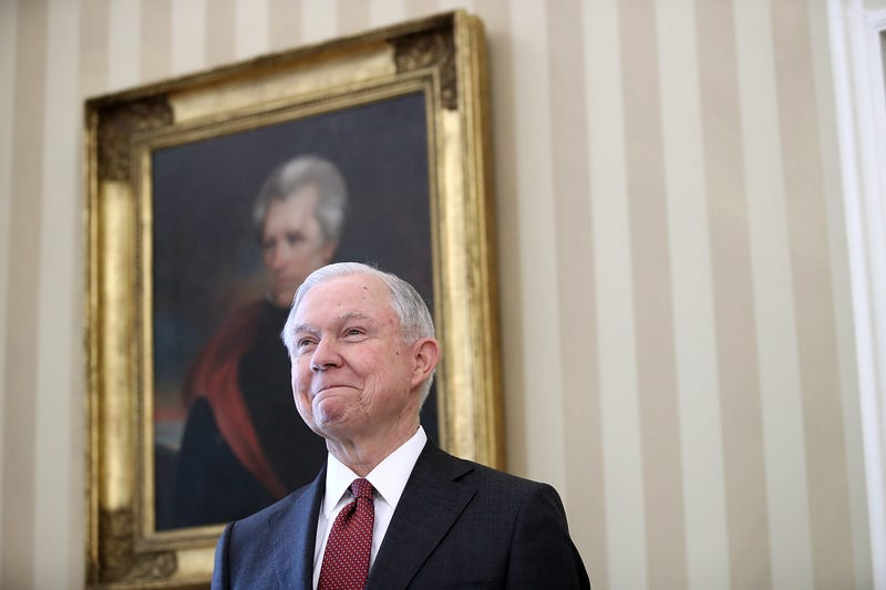Illustration for article titled Jeff Sessions Joked About Separating Migrant Children From Their Loved Ones Because He's Jeff Sessions