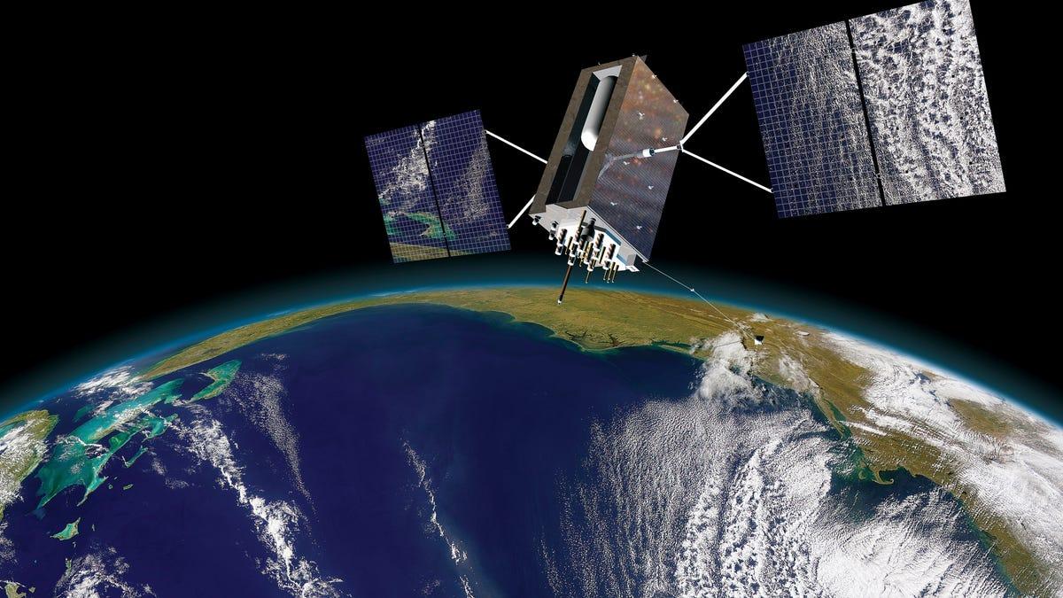 impact of communication satellites on daily life