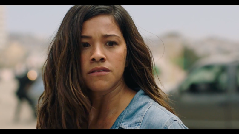 Illustration for article titled Gina Rodriguez, Action Hero, Debuts in English-Language Miss Bala Remake
