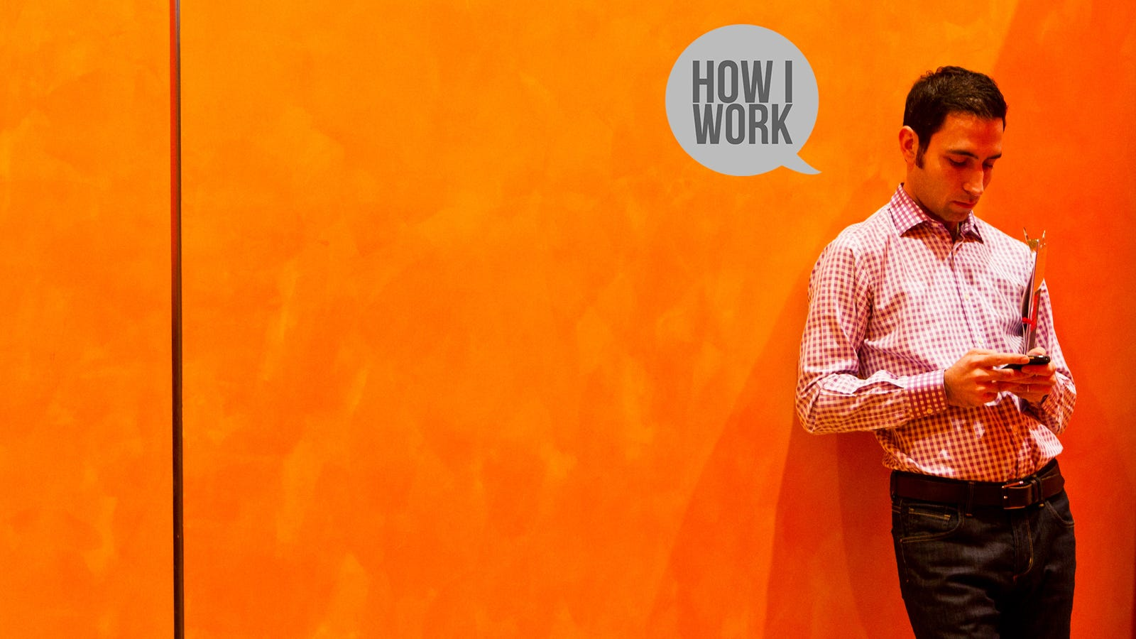 QnA VBage I'm Behance Founder Scott Belsky, and This Is How I Work