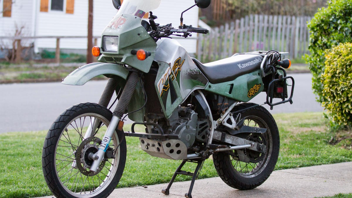 Counterpoint: The Kawasaki KLR650 Was My Answer To