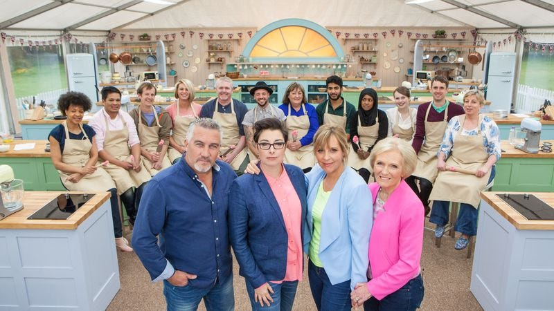The Great British Baking Show (PBS)