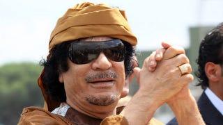 Illustration for article titled Hidden Qaddafi Bunker Uncovered Using Twitter