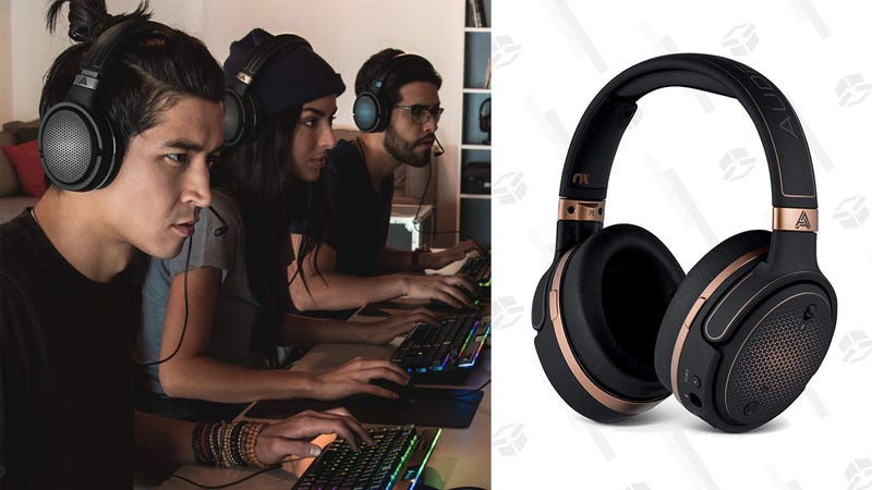 Audeze Mobius Gaming Headset (Copper, Carbon or Blue) | $299 | Amazon