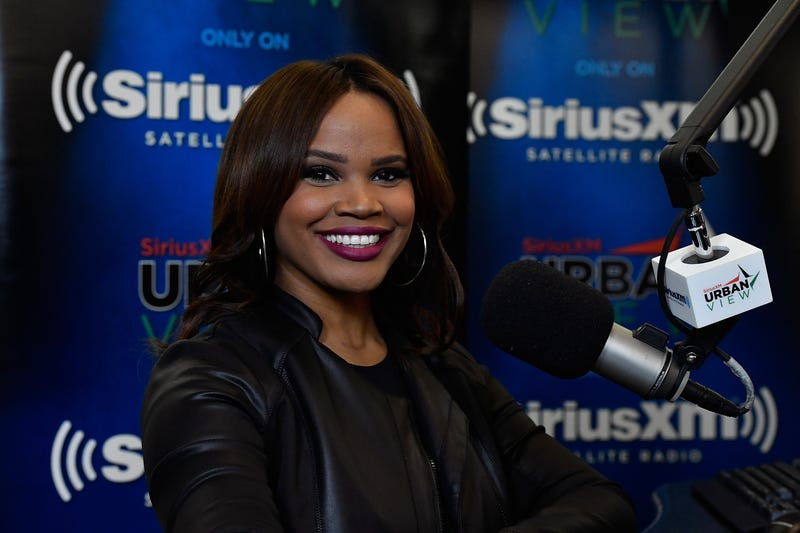 Legal analyst, former prosecutor and bestselling author Laura Coates launches show on SiriusXM at SiriusXM Studio on May 8, 2017, in Washington, D.C.