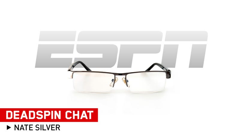 Illustration for article titled ESPN's Nate Silver Is Here To Answer Your Questions