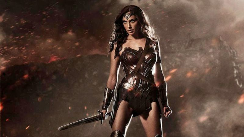 Illustration for article titled Wonder Woman to begin lassoing its production in November