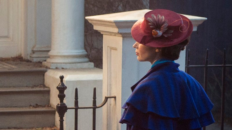 Mary Poppins Returns (Photo: Disney)