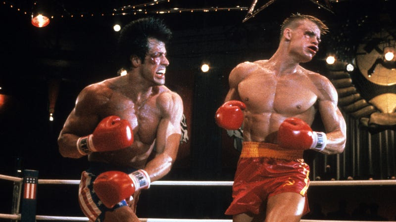 """Sylvester Stallone used to hate Dolph Lundgren for being """"too perfect, too good-looking"""""""