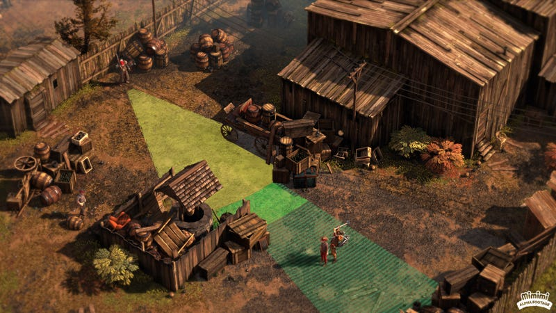 Illustration for article titled The Shadow Tactics Team Are Making A Western