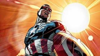 Falcon as the new Captain AmericaMarvel