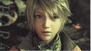 Illustration for article titled More New Final Fantasy XIII Screens of New Character