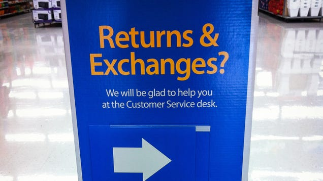 Pretend You Aren't Allowed to Return an Item to Avoid Buyer's Remorse