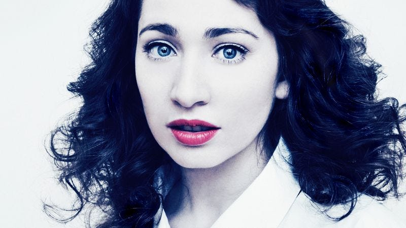Illustration for article titled Regina Spektor:What We Saw From The Cheap Seats