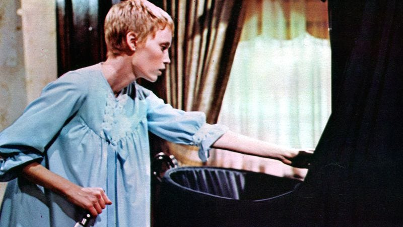 Rosemary's Baby (Photo: Getty Images)