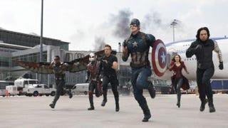 Captain America: Civil War screenshot