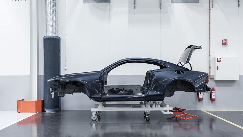 Illustration for article titled This Polestar 1 Prototype Build Is the Most Relaxing Thing You'll Watch All Day