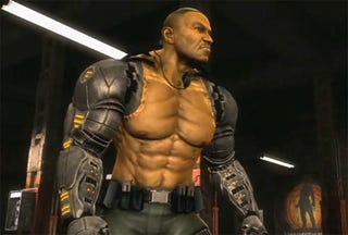 Illustration for article titled The New Mortal Kombat Brings Back The Jax