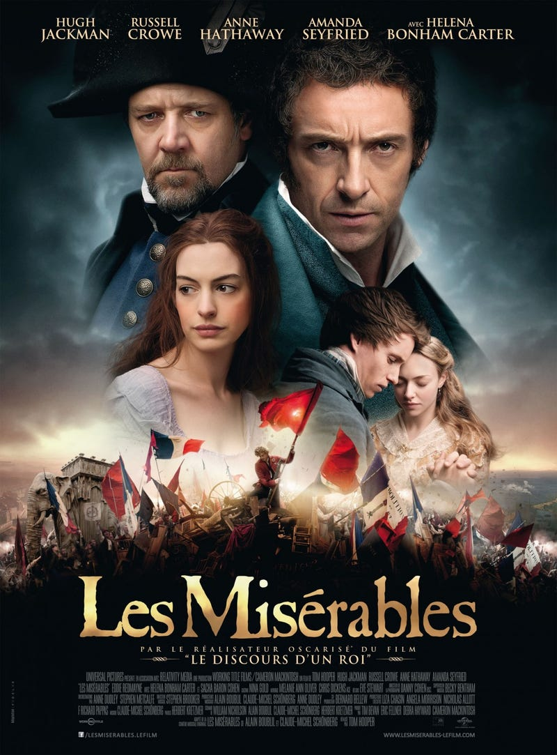 Illustration for article titled So, For Christmas, I Bought InfectiousGirl Les Mis on DVD