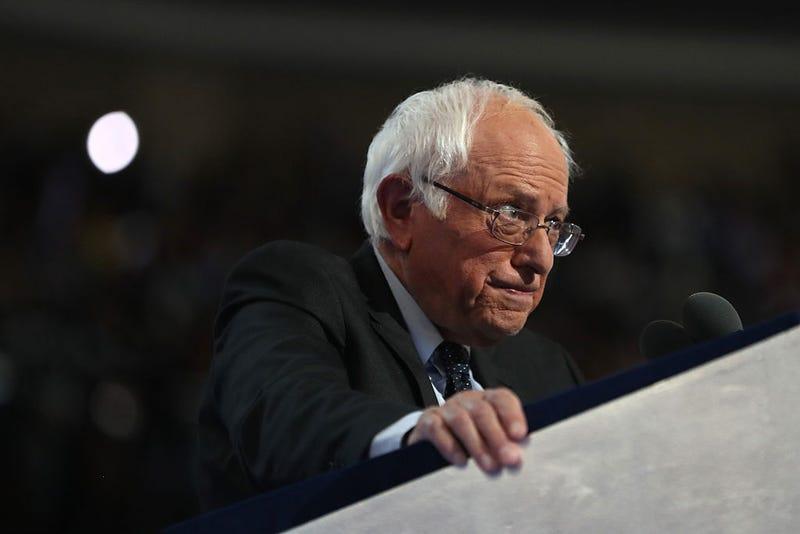 Bernie Sanders (Joe Raedle/Getty Images)