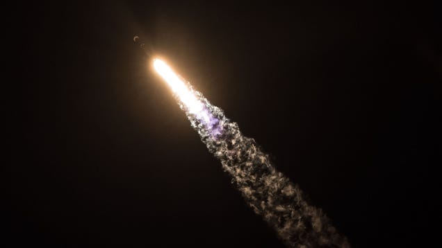 Lost Spy Satellite Won't Kill SpaceX's Relationship With Air Force