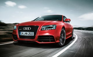 Illustration for article titled Audi RS5 Headed Stateside! Hallelujah!