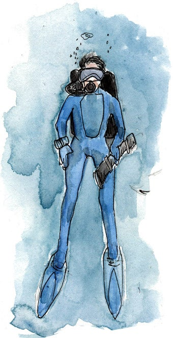 Illustration for article titled Why You Should Scuba Dive