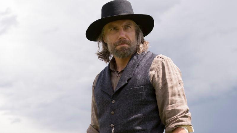 Anson Mount as Cullen Bohannon (AMC)