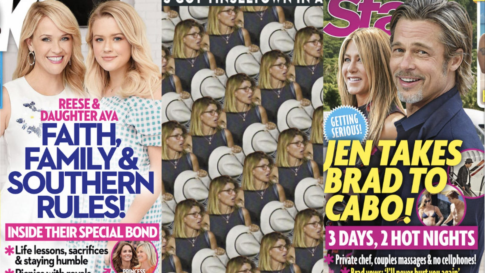 This Week In Tabloids: Lori Loughlin, Interrupted