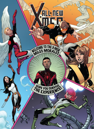 Illustration for article titled All-New X-Men #32 Casts Its Heroes To The Four Winds (Spoilers)
