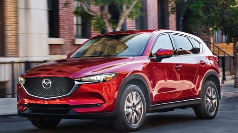 The 2017 Mazda Cx 5 Is Perfectly Fine Crossover You Should Probably