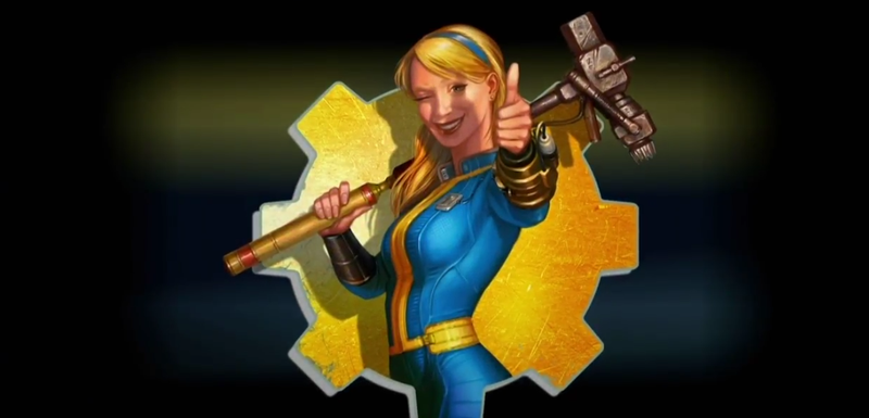 Illustration for article titled New Fallout 4 DLC Will Let You Build A Vault, Experiments and All