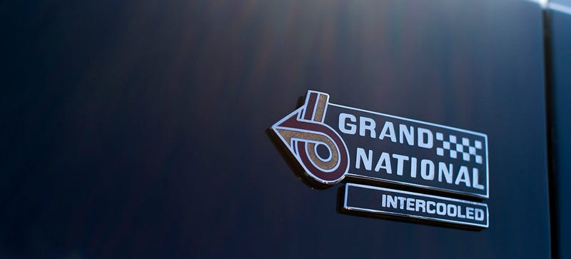 Your Ridiculously Awesome Buick Grand National Wallpaper Is Here
