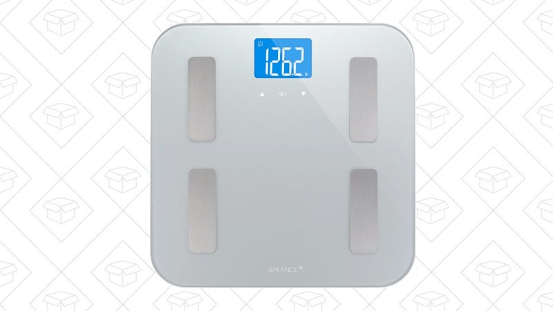 Digital Body Fat Weight Scale | $23 | Amazon