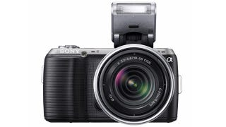 Illustration for article titled Sony's NEX-C3 Is the Smallest and Lightest Interchangeable Lens Camera