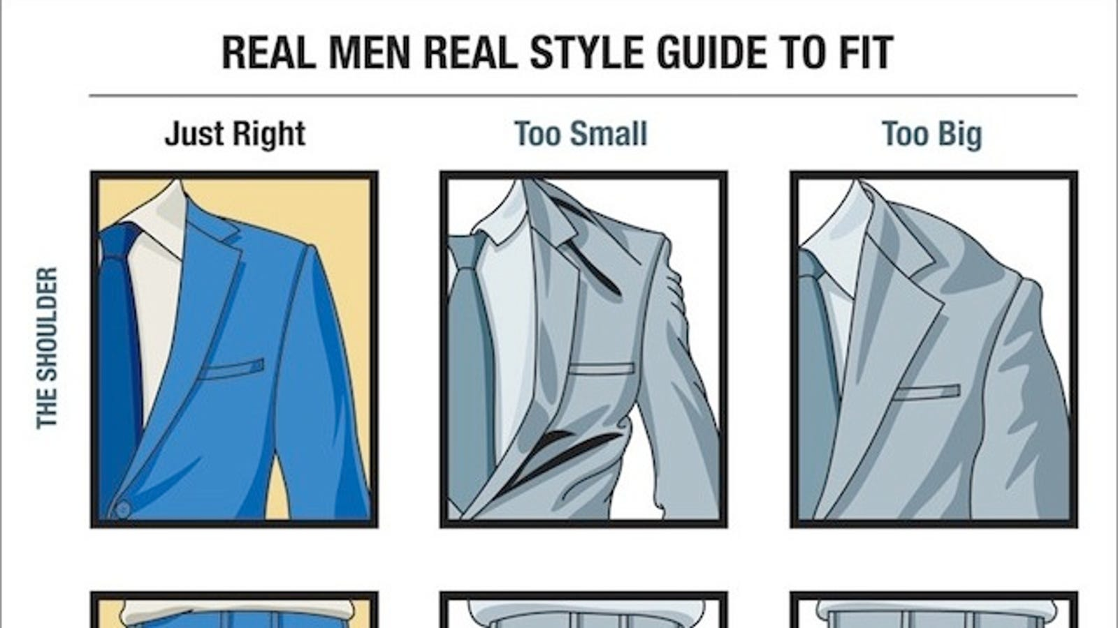 78b4545071 This Visual Guide Outlines How Men's Suits Should Fit