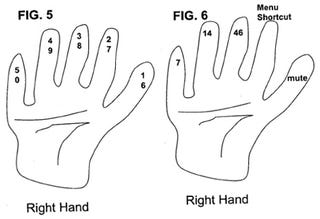 Illustration for article titled XM's Touchscreen Patent Puts the Buttons on Your Fingers