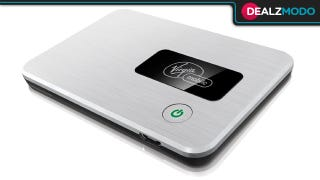 Illustration for article titled This Prepaid Wireless Hotspot Is Your Hurricane-Life-Line Deal of the Day