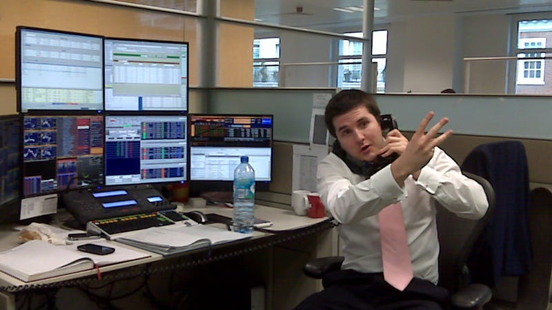 Illustration for article titled FT: Thousands of Confidential Bloomberg Terminal Messages Found Online